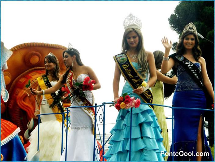 Ana Galarza Reina de Ambato 2007